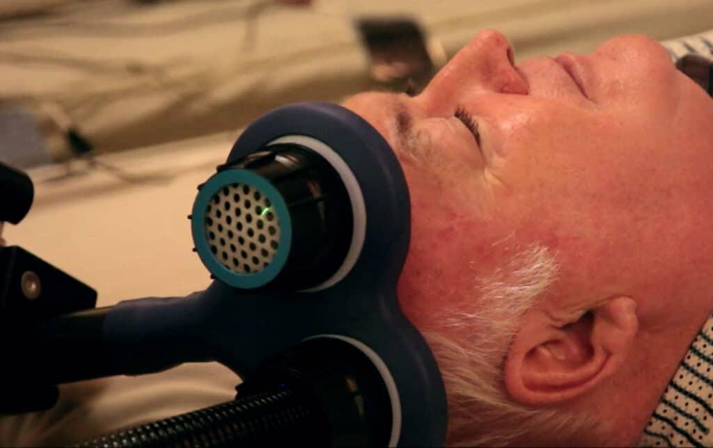 Transkarniale Magnetische Stimulation