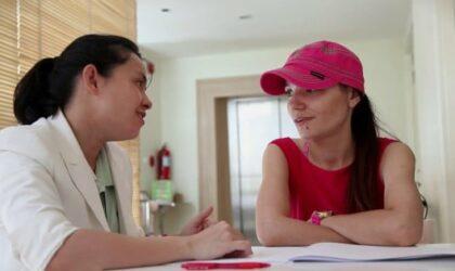 Alexandra-Ataxia-Stammzellbehandlung