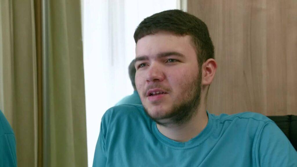 Rafael Muskeldystrophie Stammzellbehandlung Patient